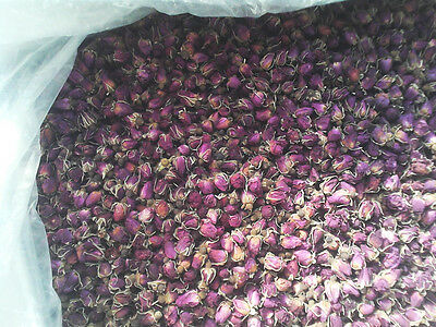 Red Rosebud Rose Buds Flower Floral Premium Organic Loose Tea  2015 Flowers