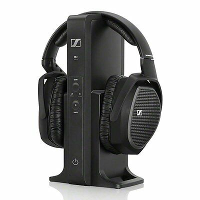 Sennheiser RS 175 Digital Wireless Closed Circumaural Headphones System