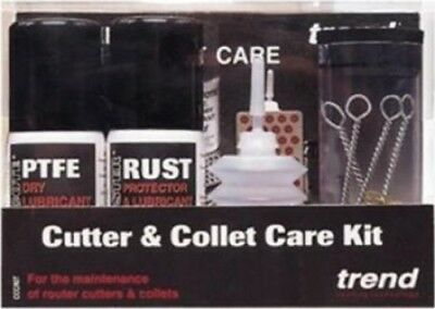 Trend CCC/KIT Cutter and collet Care kit
