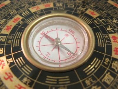 Stainless Steel Chinese Feng Shui  Compass Luo Pan 12cm (FS-OT12)