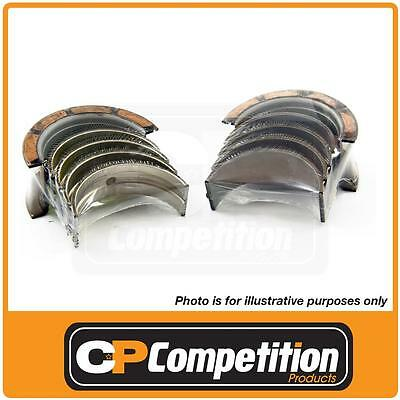"""COATED MAIN BEARING SET FORD 289-302W-SVO """"H"""" MS590HXK-STD X extra oil clearance"""
