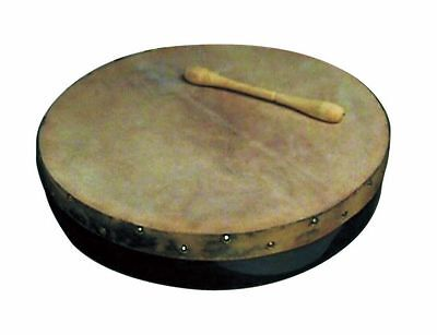 18 Inch Bodhran, Wood Frame With Cipin, MPN B414