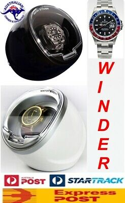 Compact Single Display Automatic Watch Winder model: Atom-1BPL