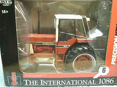 Ertl 1/16 Ih International Harvester 1086 Precision Key Series #6 Tractor