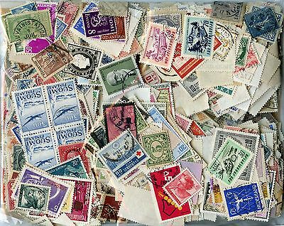WORLDWIDE 1000 stamps...ALL SORTS...GOOD MIXTURE...POT LUCK...WP5