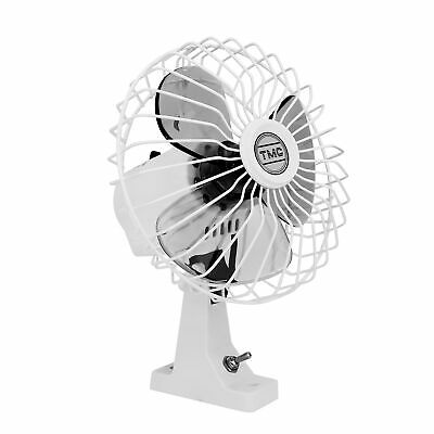 TMC Oscilating Marine Fan for Boats - 12V - Five Oceans BC-716
