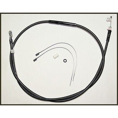 "Bp Clutch Cable Flh '08Up & Softtail '15Up Cl=77"" Bcl=25-7/16"" Tl=3-1/2"""