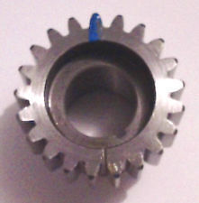 PINION GEAR BT '77-89 BLUE fits Harley Davidson