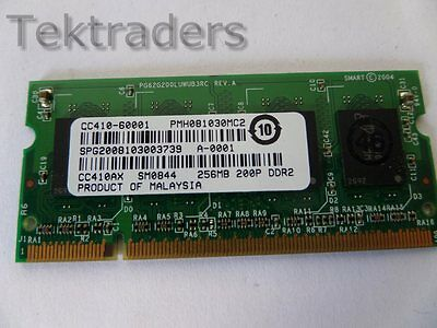 HP 256MB Memory for HP LJ P4015 P4515 M601 M602 M603 CP3525 (CC410-60001)