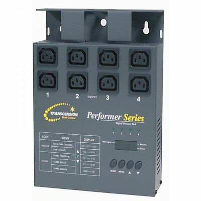 Transcension DDP-405 Digital Dimmer Pack Lighting Controller