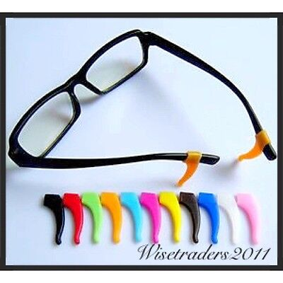 Silicone Tip Glasses Holder Temple Non Slip Spectacles Ear Grips