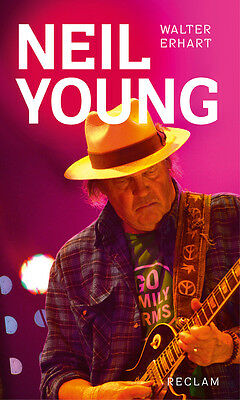 Neil Young - Walter Erhart - 9783150110492