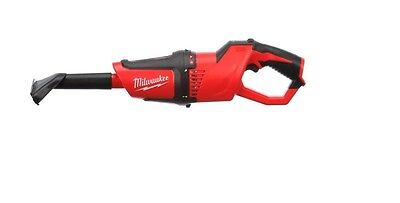 Milwaukee M12 12v Cordless Lithium Portable Compact Vacuum Cleaner Tool Only NEW