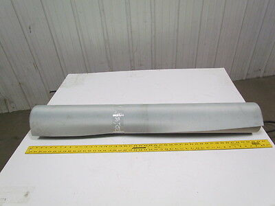 "2 ply blue smooth top nylon back conveyor belt 20ftx45-1/2"" 5/64"" thick"