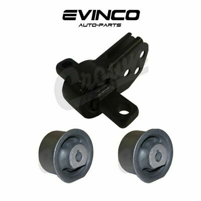NEW Front Differential Mount Set Jeep Grand Cherokee Commander 05/10 Crown Brand