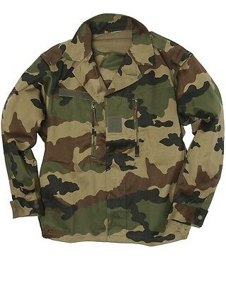 French Army & Foreign Legion F2 CCE Camouflage Shirt / Jacket - New or Graded