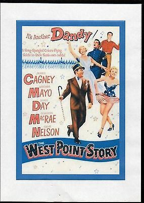 The West Point Story - James Cagney & Doris Day All Region Dvd