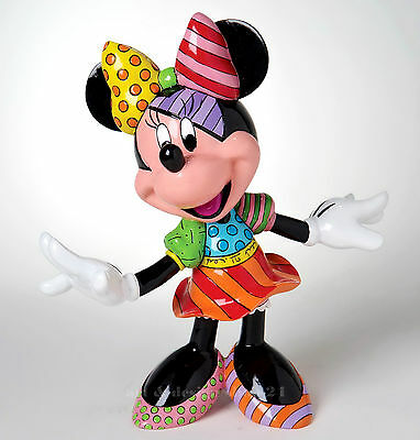 "ROMERO BRITTO - POP ART KUNST aus Miami - ""MINNIE MOUSE"" - Design Figur 4023846"