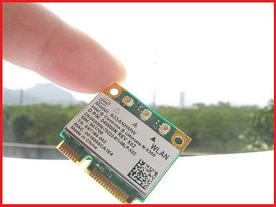 DELL Intel WiFi Link 6300 6300agn 802.11n Mini Card 633ANHMW Half  SIZE 450Mbps