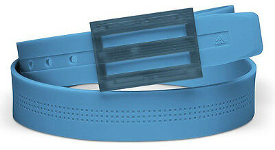 Adidas Golf 3 Stripe Silicone Belt - RRP £24.99 - 1st Class Post - Cut to Size