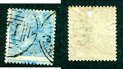 Used MISPERFORATED India #20var (Lot #10254)