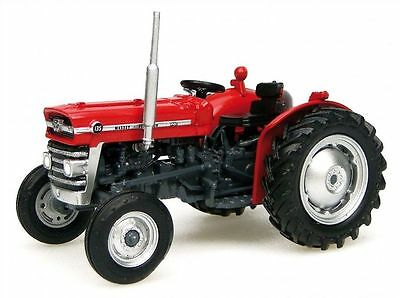 Massey Ferguson 135 Tractor Scale 1/43 Diecast New In Box