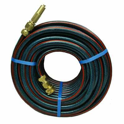 40M HOSE FACTORY Flex Garden Water Hose Zorro Brass Fittings MADE IN AUSTRALIA!
