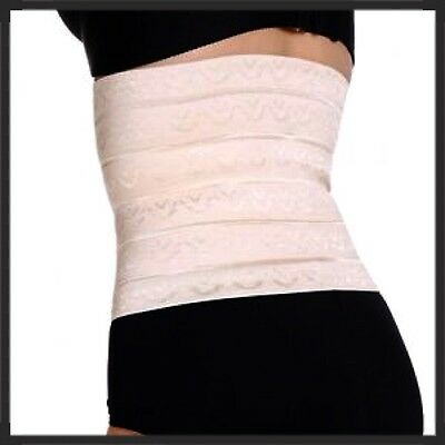 Postpartum Support Recovery Girdle Tummy Belly Pregnancy Corset Wrap Shaper Uk