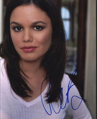 RACHEL BILSON.. The O.C.'s Summer Roberts - SIGNED