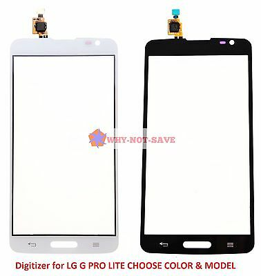 Touch Outer Screen Glass Digitizer replacement Part for LG Optimus G Pro Lite