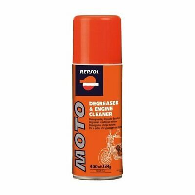 Pulitore Repsol Moto Degreaser & Engine Cleaner Spray - 1,6 litri lt