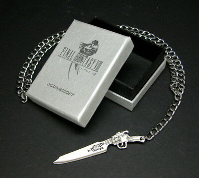 Final Fantasy VII Sephiroth Necklace Cosplay FF7 One Winged Angel FREE Shipping