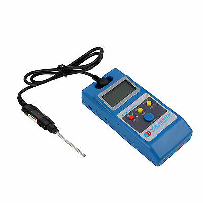 Tesla Meter Gaussmeter WT10A LCD Surface Magnetic Field Tester With Ns Function