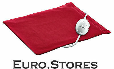 Bosch RelaxxTherm PFP1037 Heating Pad Red 100W Fast Heating   GENUINE NEW