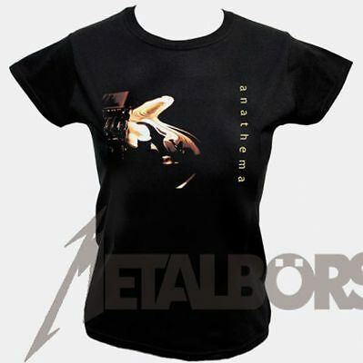 "Anathema "" Guitar "" Girlie Shirt 105416 #"