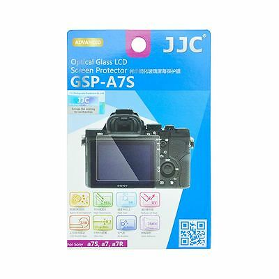 JJC GSP-A7S Ultra-Thin Optical Glass LCD Screen Cover Protector for Sony A7S A7R