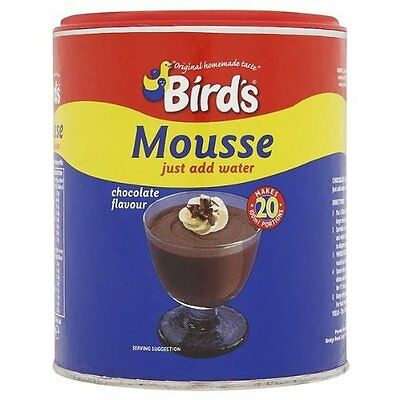 Birds Mousse Chocolate 420G