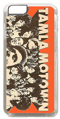 Tamla Motown Vintage Advert Cover/Case Fits iPhone 6 PLUS + /6 PLUS S. Soul Mod
