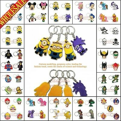 DHL/EMS 1000PCS wholesale Pony Keyrings Keychains Cellphone Charms kids gifts