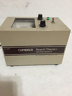 Pierce Reacti-Thermo 18800 Constant Heating Module
