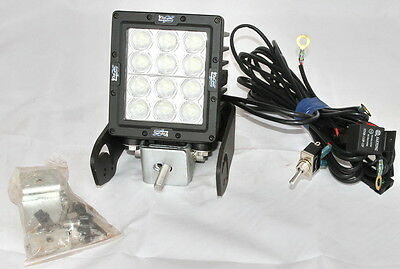 VisionX Ripper Xtreme Prime Industrial LED Light MIL-RXP1240T for earthmoving