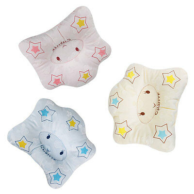 Soft Baby Infants Newborns Star Pillow Comfortable Prevent Flat Head Positioner