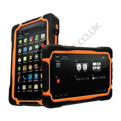 Waterproof rugged android tablet industrial IP67 Quad core 7inch HD IPS display