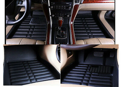 Fit For Toyota Corolla 2007-2013 Floor Mats FloorLiner Front & Rear Carpets