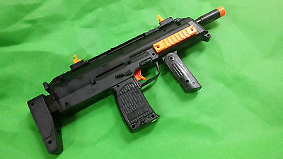 MP7 electric toy gun dummy nerf model prop costume party mp7a1 pdw pistola