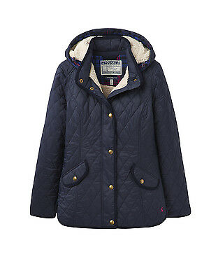 Joules Cottenham Womens Quilted Jacket