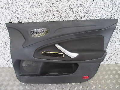 07-14 Ford Mondeo Mk4 O/s/f Driver Off Side Front Door Card Interior Panel