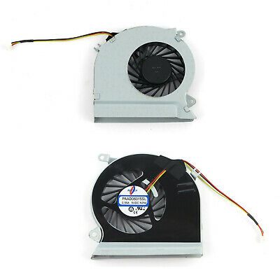 New CPU Cooling Fan For MSI GE70 Laptop PAAD06015SL N285