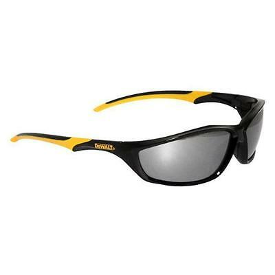 Dewalt Router Silver Mirror Slim Light Safety Glasses Sunglasses Z87+