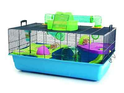 Metro Cage Lixit Animal Care Savic Hamster In Heaven Tunnels, Slides, Houses....